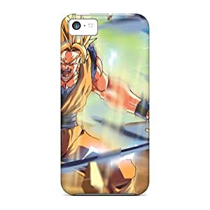 meilinF000Anti-scratch Case Cover LastMemory Protective Son Goku Dragon Ball Z Case For ipod touch 4meilinF000