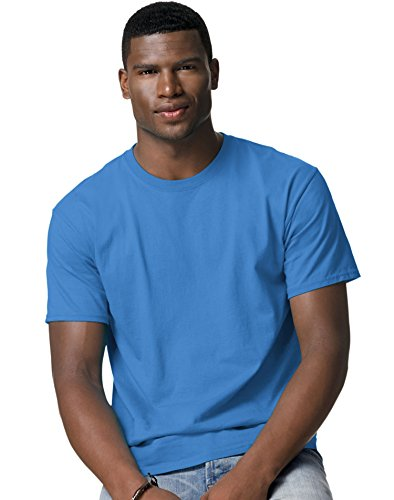 Hanes Men's Tagless Short-Sleeve T-Shirt