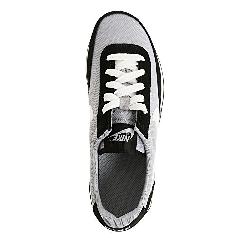 Nike Elite (GS), Zapatillas de Running Para Niños Negro / Blanco / Gris (Black / White-Wolf Grey)