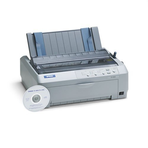 EPSC11C524001 – Epson FX-890 Dot Matrix Printer