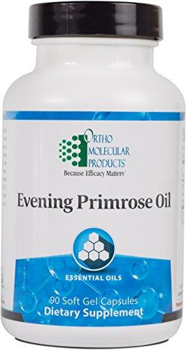 Ortho Molecular – Evening Primrose Oil – 1300 mg – 90 Soft Gel Capsules
