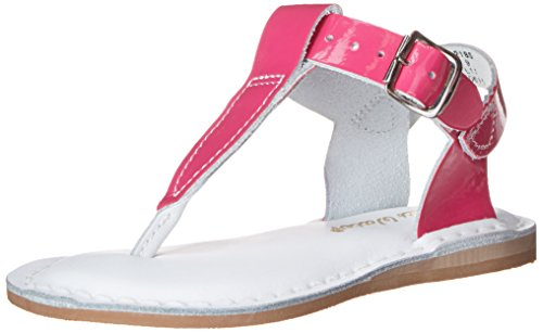 Salt Water Sandal by Hoy Shoes Sun-San - T-Thongs Big Kid/Adult Shiny Fuchsia Girls Shoes (Salt Water Sandal For Women compare prices)