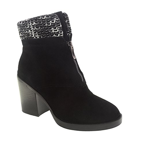 Chinese Laundry Women's Marvel Boot - Black Suede - 7.5 B...