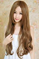 women wig Curly hair Fluffy Girls wig (M012)