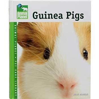 - TFH Animal Planet Pet Care Library Guinea Pigs Book