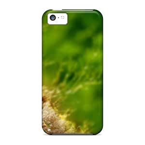 5c Scratch-proof Protection Cases Covers For Iphone/ Hot Nature Plants Tiny Sprouts Phone Cases