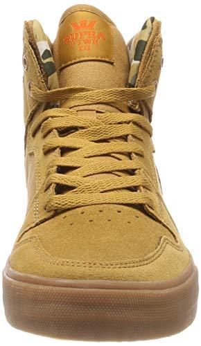 Lt LC Vaider Tan Supra Sneaker Gum 6q7ggHRx