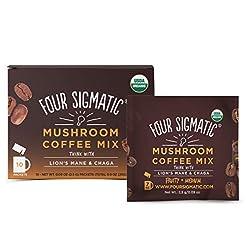 Four Sigmatic Mushroom Coffee with Lion'...