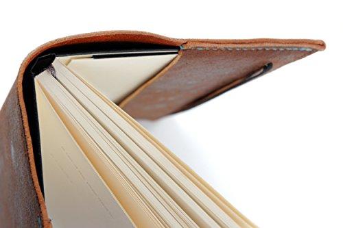 Funda de piel ARKASA para Moleskine.: Amazon.es: Handmade