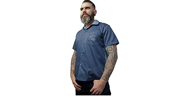 Rum ble59 – Bolos Camiseta – Salt Flats Speedway – Color Azul ...