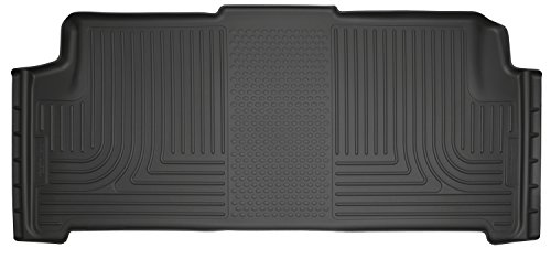 Husky Liners 2nd Seat Floor Liner Fits 09-19 Town & Country/Grd Caravan StowNGo ()