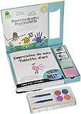 Empreintes de main : projets créatifs (French Edition)