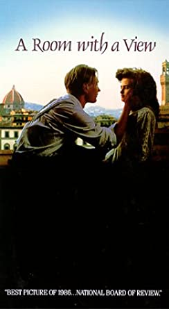 Amazon.com: A Room With a View [VHS]: Maggie Smith, Helena Bonham ...