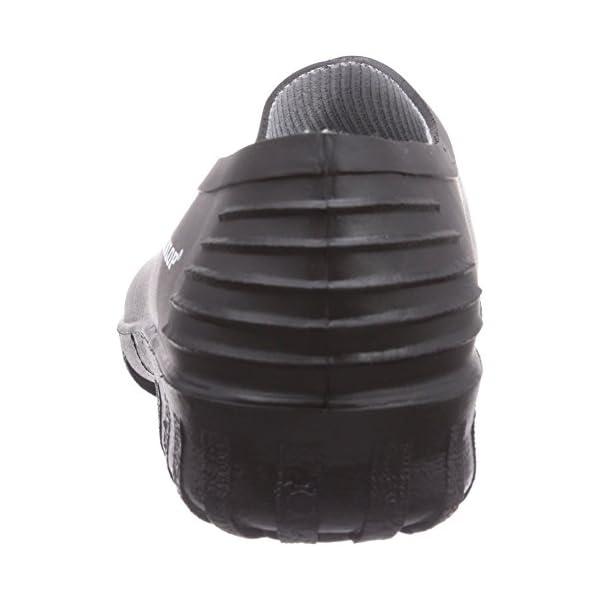 Dunlop - 814P PLASTIC KLOMP ZWART 44, Zoccoli, unisex, Negro (Negro(Zwart) 00), 44 3 spesavip