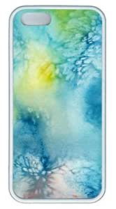 Watercolor Texture Stock DIY Rubber White iphone 6 plus Case Perfect By Custom Service by icecream design