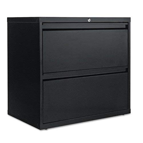 - Sandusky Lee LF8F302-09 800 Series 2 Drawer Lateral File Cabinet, 19.25