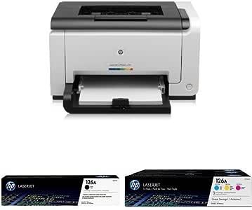 HP Laserjet PRO CP 1025 Pack - Impresora láser + Cartucho de tóner ...
