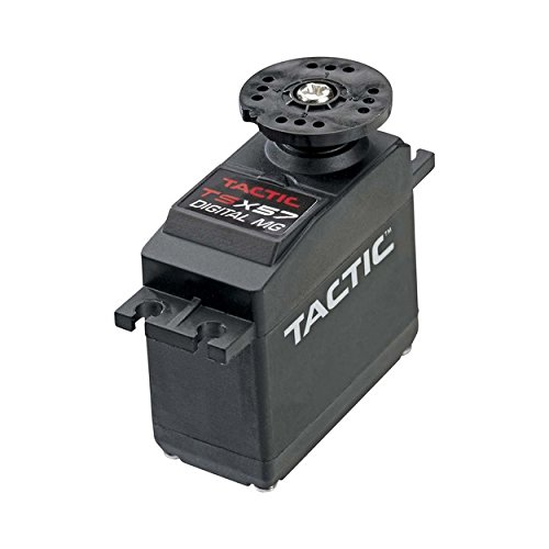 Tactic TSX57 Digital Ultra Torq MG 2BB Standard Servo