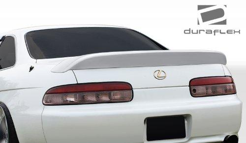1992-2000 Lexus SC Series SC300 SC400 Duraflex AB-F Wing Trunk Lid Spoiler - 1 Piece Lexus Sc Spoilers