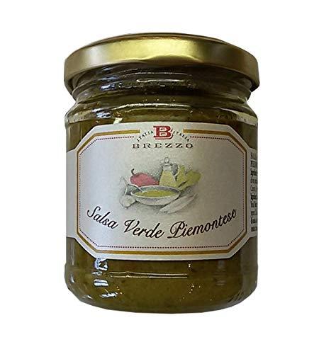 Brezzo - Salsa verde piamontesa 180gr