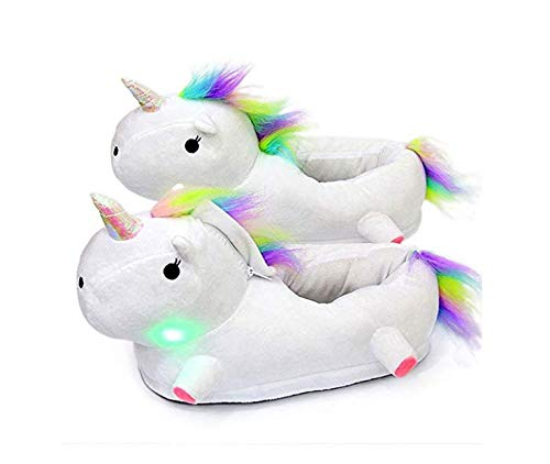 esafe Invernali Adulti Donna Onesize Stivali Unicorno B Per Eu Pantofole 40 35 V d FqA6xdd