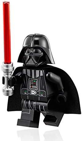LEGO Star Wars Minifigure - Darth Vader (White Head-Neck Piece Helmet) 75093