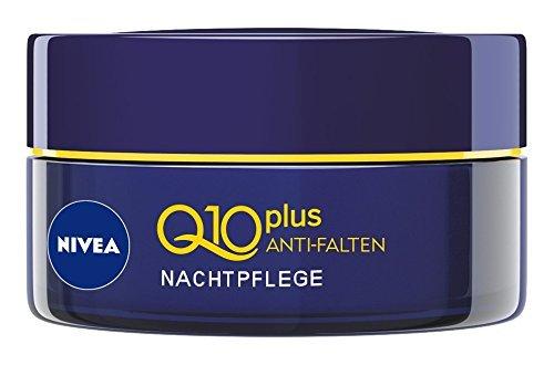 Nivea anti rides Q10 Plus Crème de Nuit 50 Ml 1,7 Oz [Santé et beauté]