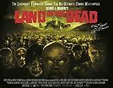 Land Of The Dead - Original British Movie Poster - 30 x 40