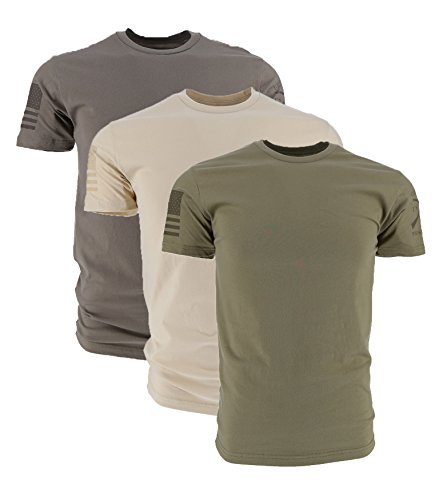 ck 3-Pack Men's T-Shirts, Size Small ()