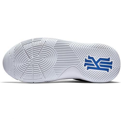 best sneakers e6c29 f2e97 ... Nike Grunnskolen Gutter Kyrie 2 Basketball Sko Hvit Svart Bær