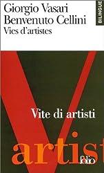 Vies d'artistes (édition bilingue, français-italien) (Folio Bilingue)