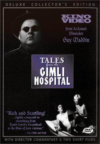 Black Puppet Nurse (Tales from the Gimli Hospital)