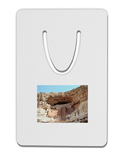 TooLoud Montezuma Castle Arizona Aluminum Paper Clip Bookmark (Aztec Bookmark)