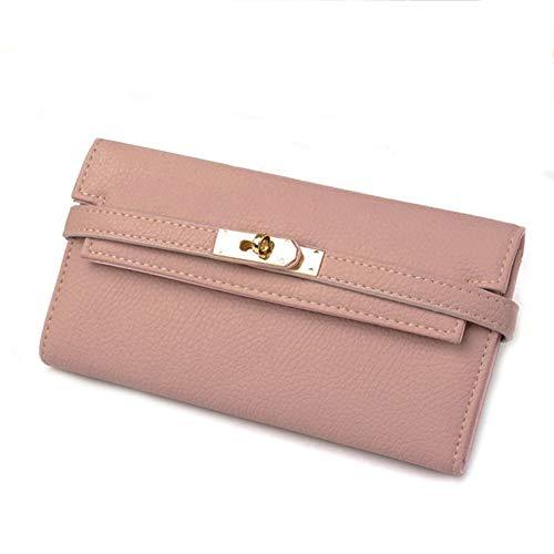 Woolala Womens Wallet Large Capacity Cards Phone Holder Slim Long Purse ()