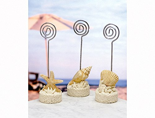Seashell Placecard Holders