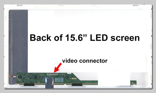 HP 2000 Series Laptop LED LCD Screen Replacement