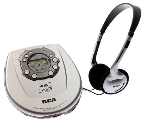 RCA RP2365 Slim Design Portable Player