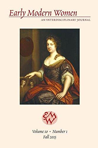 Download Early Modern Women Journal v10.1 ebook