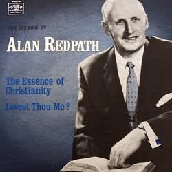 Dr Alan Redpath Dr Alan Redpath Two Sermons Lp