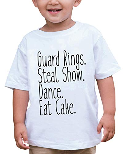 7 ate 9 Apparel Toddler Boy's Funny Ring Bearer Wedding T-Shirt 3T Black ()