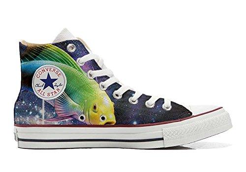 Schuhe Schuhe Star Handwerk Converse All Hi Sushi Customized personalisierte 50wxAFqX