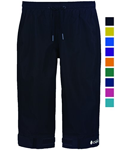 Children's Trail II Rain Pants, Black, 4/5 ()