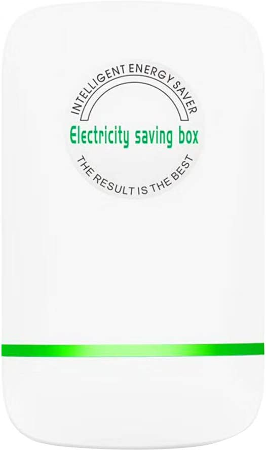 Power Energy Saver Safe Efficient Electricity Energy Saver Current Protector Voltage Stabilizer for Office Home