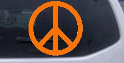 【人気No.1】 6 in x – – 6 -オレンジ色で6ピースサインシンボルカーウィンドウ壁ノートパソコンデカールステッカー x B00635FBT6, セレクトSHOPぶるーまん:c9c05dc0 --- a0267596.xsph.ru
