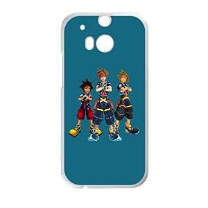Custom Phone Case With kingdom hearts sora Image - Nice Designed For HTC One M8
