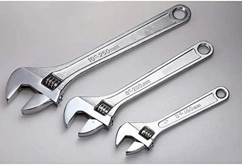 YUIOLIL Adjustable Wrench Multi-Function Universal Open-End