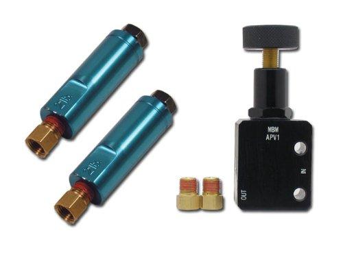 MBM-APV1-KIT Disc/Disc-Adjustable Disc/Disc Prop Valve/Residual Valve Kit