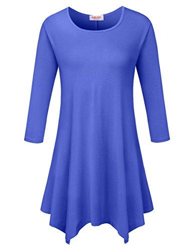 Blue 3x T-Shirt - 7