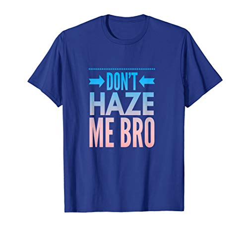 Official Frat Bro Rush Party Tshirt