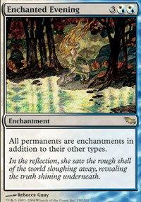 Magic: the Gathering - Enchanted Evening - Shadowmoor - Foil